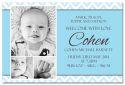 Benjamin Baby Announcement - UPDATED VERSION!-party, invitation, birth, announcement, birth announcement, baby shower, baby blue, baby, celebrate, celebration, invite