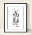 Demi Lovato Quote - Wall Art Print-lyrics, song, print, art, wall art, wall, adult, demi lovato, inspiration, quote, hope, love, teen