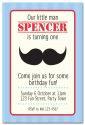 Moustache Party Invitation-party, invitation, boy, celebrate, celebration, invite, mostache, mustache, vintage, moustache