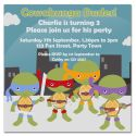 Teenage Mutant Ninja Turtle Inspired Party Invitation-party, invitation, boy, celebrate, celebration, invite, tmnt, teenage, mutant, ninja, turtle